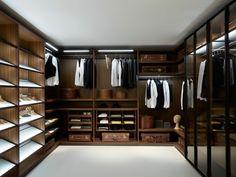 Vestidor ideas de diseño y consejos para aprovechar al máximo el espacio en casa.Cómo decorarlos y organizarlos de un modo eficiente, vestidor y colores.