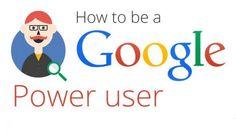 Du denkst du kennst Google? So wirst du wirklich zum Google-Power-User [Infografik] | t3n