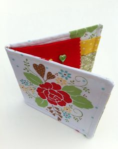 Needle Case/Sewing Kit  tutorial and give-away!  Give-Away until 3-23-2012!  A Farm Wife's Journal