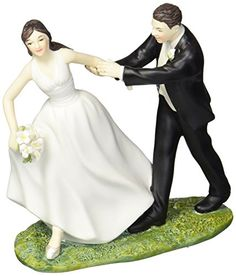 *** Final call for this special discount : Weddingstar A Race to the Altar Couple Figurine at baking desserts recipes.