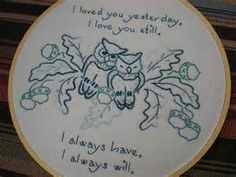 vintage embroidery pillowcase patterns - Yahoo Image Search Results