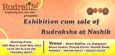 Rudralife Exhibitions in #Nashik May,2016
