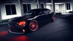 2007 Dodge Charger SRT8 on AG Forged Wheels 1920×1080 HD