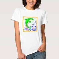 Flipper T-shirt - Brought to you by Avarsha.com
