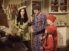 Original Addams Family, The Addams Family 1964, Addams Family Tv Show, Adams Family, Gomez And Morticia, Morticia Addams, Los Addams, John Astin, Charles Addams