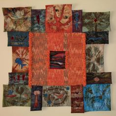by Boisali Biswas Celebration of Nature on TAFA  TAFA: The Textile and Fiber Art List Made for people by people.