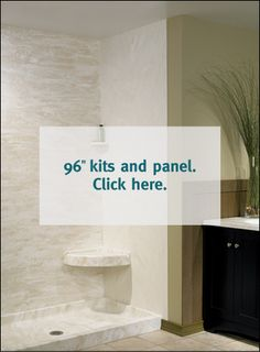 Swanstone Swantile Shower Wall Kit