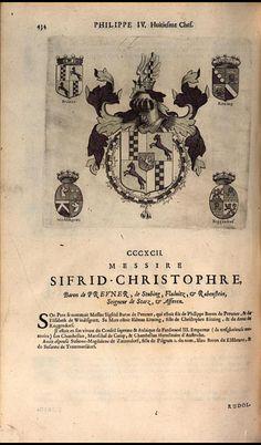 399. 1639; Siegfried Christoph von Breuner (+1651).
