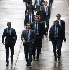 Here come the Chicago Blackhawks - HMMM. do they look better in hockey gear or GQ clothes? Hockey Games, Hockey Players, Hockey Gear, Blackhawks Hockey, Chicago Blackhawks, Chicago Hockey, Hockey Baby, My Kind Of Town, World Of Sports