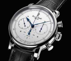 Chronograph II Classica Seconda von Erwin Sattler