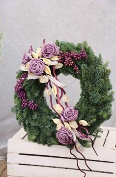 Flowers Arrangements Purple Inspiration 17 Ideas 2019 Flowers Arrangements Purple Inspiration 17 Ideas The post Flowers Arrangements Purple Inspiration 17 Ideas 2019 appeared first on Flowers Decor. Funeral Flower Arrangements, Christmas Arrangements, Church Flowers, Funeral Flowers, Deco Floral, Arte Floral, Floral Design, Funeral Sprays, Cemetery Decorations