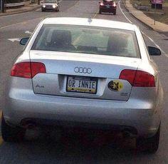 15 Reasonably Funny License Plates