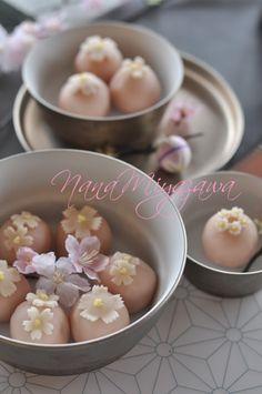 今月のレッスンお雛様懐石♪ #japan #sweets