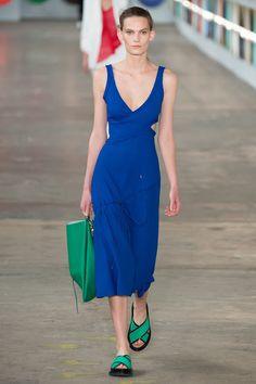 Lapis Blue, lapislázuli, uno de los colores para esta primavera verano 2017