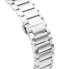 - Huawei Watch Stainless Steel Band, Link Bracelet Fits for Huawei Smartwatch - High Quality 316L Stainless Steel material with Polished Finish - Premium Stainless Steel Mesh mixed with fashion, nobility, durability and elegance - Personalize your Huawei Watch with this refined strap - Enjoy Free shipping worldwide.