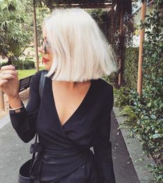 "2,050 Likes, 33 Comments - Laura Jade Stone (@laurajadestone) on Instagram: "" | Thank you @freshhairandbody for my last minute chop ✂️"""