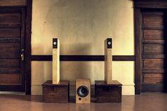 full range loudspeaker