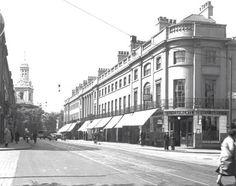 Nelson Road Greenwich 1937