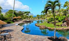 Hanalei Bay Resort, our venue