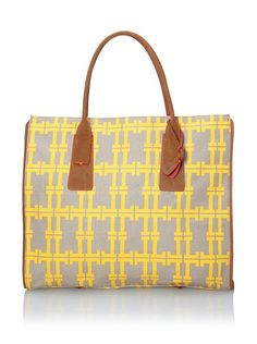 Double L East/West Tote