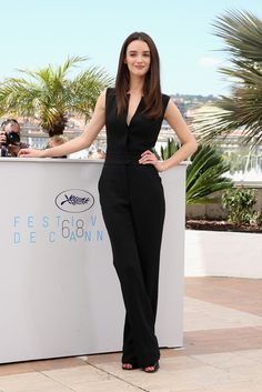 """Charlotte Le Bon in Elie Saab Pre-Fall 2015 - """"Inside Out"""" Photocall - May 18, 2015 #Cannes2015"""
