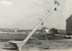 Old Sudenga auger.