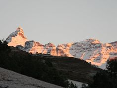 Drakensburg - With snow ???