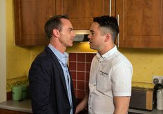 Coronation Street spoilers: Billy and Todd get passionate