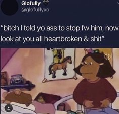"""Me: """"But she told m-"""" Pooh: """"I don't give a Damn bout what the fuck Keyshawna said"""" Real Talk Quotes, Fact Quotes, Mood Quotes, True Quotes, Honest Quotes, Qoutes, Twitter Quotes Funny, Funny Relatable Quotes, Funny Tweets"""
