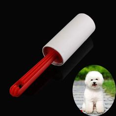 Pet Product Dog Cat Pet Hair Remover Pick Up Brush Fur Sticky Lint Roller 40 Sheets For Dog's