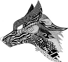 simple zentangle - Google Search