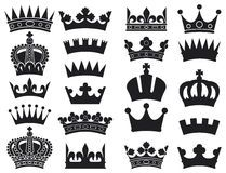Collection Of Crown Silhouette Symbols - Download From Over 56 Million High Quality Stock Photos, Images, Vectors. Sign up for FREE today. Image: 49784568