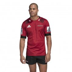 adidas Crusaders Rugby Home Shirt 2020 Super Rugby, Crusaders Rugby, Adidas Logo, Rugby Pictures, Rugby Kit, Mens Rugby Shirts, Adidas Gifts, Online Shopping Australia