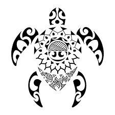 Image result for maori turtle tattoo