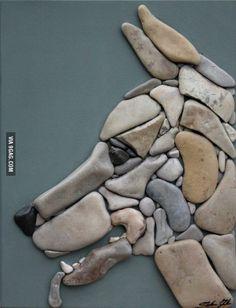 Stone dog More