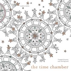 Time Chamber Adult Coloring Book : Daria Song fairy doodling doodles ink drawings illustration coloring relaxation colorist anime by thecottageneedle