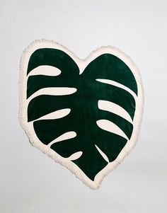 Find the best selection of Ban.Do Tropical Leaf Beach Towel.