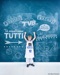 TREVISO BASKET on Behance