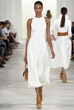 Ralph Lauren New York RTW Spring Summer 2016 September 2015