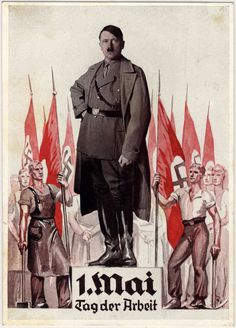 Philasearch.com - Third Reich Propaganda, Events and Party Rallies, First May (Labor Day)