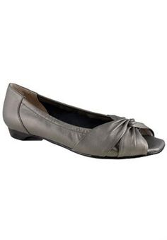 Wide Width Hardrock 2 by Mark Lemp Classics   Flats & Slip-ons from Woman Within