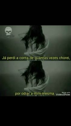 Quando vc se odeia o mal têm poder sobre vc! Bad Life, Day Of My Life, My Heart Hurts, It Hurts, Sad Quotes, Movie Quotes, Mental Therapy, Im Sad, Depression Quotes