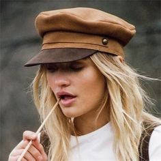 Vintage color block baker boy cap for women studded newsboy hats Baker Boy Cap, News Boy Hat, Online Fashion Boutique, Outfits With Hats, Caps For Women, Summer Hats, Girls Wear, Classy Outfits, Casual Outfits