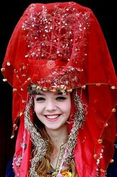 Turkish - Turkmen girl Türkiye - Törökország - Türkiyə - Türkiýe