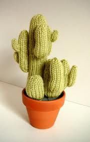 knitted cactus pattern free