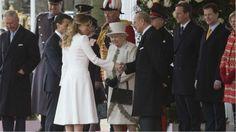 En marzo pasado, el presidente Enrique Peña visitó Londres acompañado de más de 200 personas (Presidencia/Cortesía).