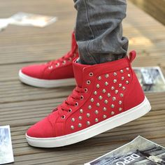 Winter fashion high shoes everyday casual shoes