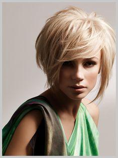 cheveux court - Recherche Google