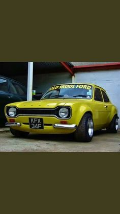 Escort Ford Escort Mk1, Ford Escort, Retro Cars, Vintage Cars, Ford Capri, Lotus Sports Car, Ford Rs, Good Looking Cars, Ford Classic Cars