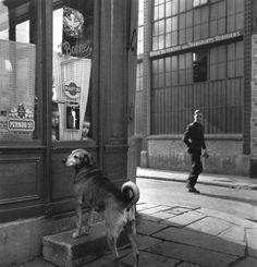 Robert Doisneau - Paris 12'e arrondissement. 1953